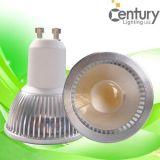 Nuova 25 40 60 lampada del punto della PANNOCCHIA LED LED di grado 6W GU10 Gu5.3 MR16
