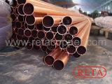 Kupfer-Rohr des Wasser-C12200 durch Reta