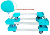 Plastic Tote Dolly, Plataforma Dolly (PKT5638)