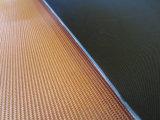 布はゴム製シートを貼った