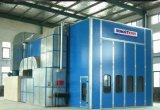 2 ans de garantie de jet de cabine de maintenance de la CE de cabine de peinture