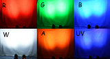 UV 6in1 миниый 4X18W Moving свет мытья этапа головки СИД