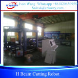 Kasry CNC-Ausschnitt-Maschine für Träger