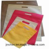 Sacos do presente dos PP Spunbonded e saco não tecidos personalizados Eco-Friendly da promoção