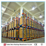 Loja de chapa metálica Armazém de armazenamento Pallet Shelf Rack