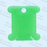bobines de fil - Vert clair