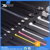 94V-2 Flame-Retardant Plastic Band van de Kabel van de Band van het Pit Zelfsluitende UV Nylon