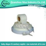 Bande de papier de pente de desserrage hygiénique de silicium pour la serviette de Sanitayr (RP-0123)