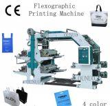 Flexographische nicht gesponnene Drucken-Maschine des Gewebe-YT-4600