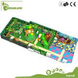 Equipamento interno usado do campo de jogos do jogo miúdo macio interno por atacado para a venda