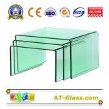 het Aangemaakte Glas van het Meubilair van het Glas van de Deuren van het Glas van de Vensters van het Glas van de Badkamers van het Gehard glas van 3~19mm Glas