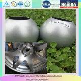 Polyester-glänzendes Silber-geklebte metallische Effekt-Puder-Beschichtung für Selbstrad/Felge