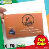Pagamento MIFARE de Cashless da alta segurança mais o cartão de X 4K RFID
