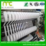 Película calandrada del PVC para empaquetar/suelo/decoración/juguetes inflables/cintas de la laminación/del aislante