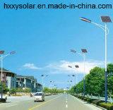 Iluminación al aire libre integrada excelente de la iluminación 60W LED del LED con alto poste