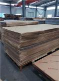 Alta qualità acrilica materiale decorativa dello strato di Vigin PMMA