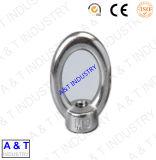 Acier inoxydable DIN582 304 noix de levage d'oeil