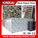 Máquina de secagem de pimenta preta do sistema do calor da bomba de calor com bom desempenho