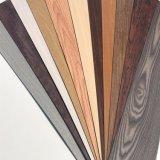 Le plancher choisi de planche de vinyle de PVC de plancher d'or le plus populaire