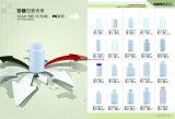 Botellas plásticas del HDPE al por mayor del blanco 300ml para el empaquetado de la medicina