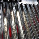 лист /Roof 0.12-6.0mm высокомарочный Corrugated гальванизированный стальной строя материал /Steel