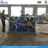 Máquina PP / PE / PVC solo pared corrugado Extrusora de tuberías