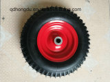 Rotella di gomma solida 10X3.5-4 di alta qualità
