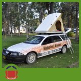Hard triangolare Shell Roof Top Tent per Camping
