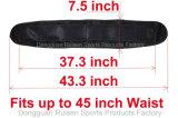 ヨガのためのSGSが付いている上の販売の高品質のネオプレンファブリック腰神経ベルト