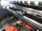 Freio da imprensa hidráulica do CNC Wc67y-100/3200 para a dobra da placa de metal
