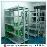 新式の中国の製造者の水差しの記憶ラック、ワイヤーラック棚付け、可動書だなの単位