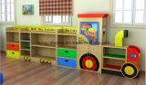 Góndola de madera del estilo infantil del coche