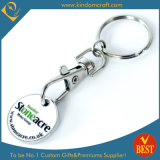 Custom Low Price Great Quality Metal Trolley Coin Lock