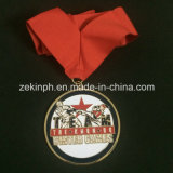 Изготовленный на заказ медали/медальоны с талрепами для пожалования конкуренции