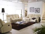 ホーム家具のリクライニングチェアの革ソファーモデル924