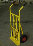 Heißer Verkaufs-Hand-LKW/Ladung-Laufkatze mit faltender Zehe-Platte Ht1894m