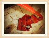 Doppelter rotierender Behälter-halb Schlussteil-Ersatzteil-Torsion-Verschluss