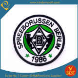 Hochwertiges Cheap Custom Character Logo Embroidery Patch für Club und Uniform