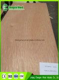 Madera contrachapada roja de la chapa de la base del eucalipto de la madera dura