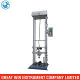 Machine de test de la résistance de l'impact de casque de sûreté Puncture//Impact (GW-374)