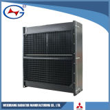 S12r-Ptaa2-C: 미츠비시 발전기 세트를 위한 물 알루미늄 방열기