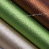 シンプルな設計のきらめきPU袋の革、包装の革、広州
