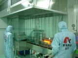 Ampullen-Phiole, die Drying& Sterilisation-Plombe und Dichtungs-Produktionszweig wäscht