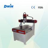 Asse di rotazione di alta precisione di CNC che fa pubblicità all'incisione 3axis ed alla tagliatrice