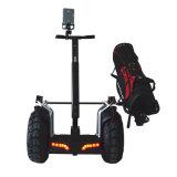 Rad-Selbstschwerpunkt-elektrischer Roller-Golf-Wagen des Flughafen-2