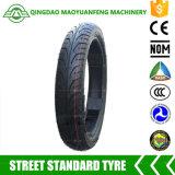 90/90-17 neumático del neumático sin tubo del tubo de la motocicleta