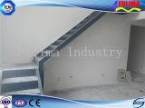 Scala/scaletta/Stepstair con la struttura d'acciaio galvanizzata (SSW-S-003)