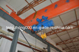 Saleのための上のDesign Hot Sale1-20 Ton Single Girder Overhead Bridge Crane