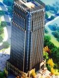 상업적인 건물 엘리베이터 전송자 상승