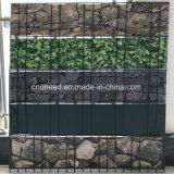 PVC Streifen Garten Zaun do cervo de Uneed Sichtschutz Windschutz